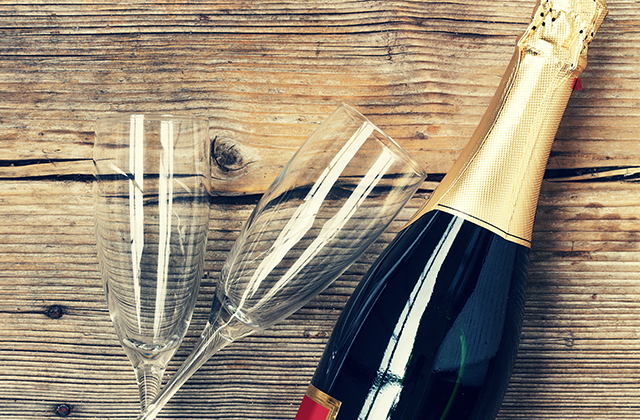 シャンパン 定義