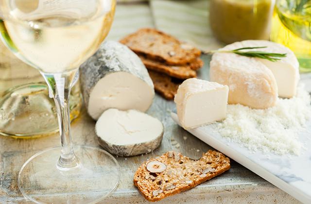 シェーヴルチーズ