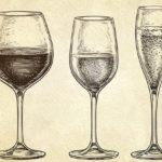 ワインはグラスの形によって味が変わる?グラス選びのヒントを徹底解説!