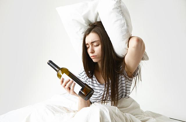 ワイン 頭痛