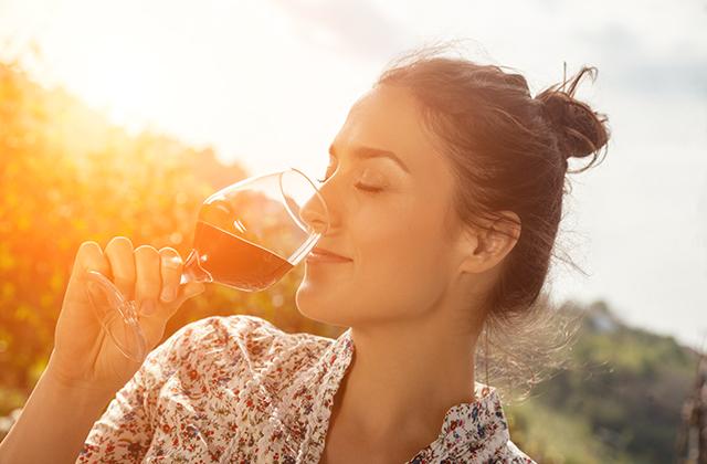 ワイン 健康効果