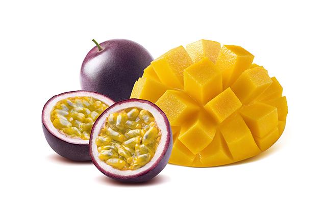 パッションフルーツ マンゴー