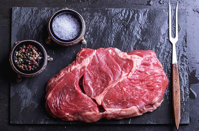 黒胡椒 生肉