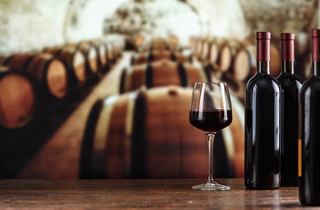 赤ワイン セラー