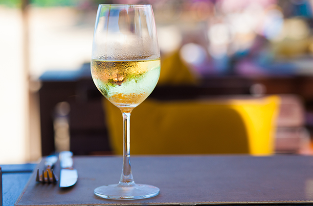 白ワイン 温度